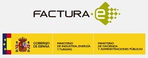 Factura electrónica del Ministerio de Industria, Energía y Turismo y del Ministerio de Hacienda y Administraciones Públicas